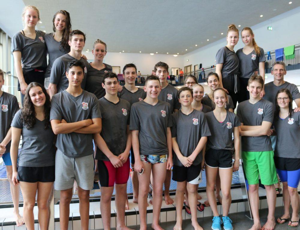 DMS – Deutscher Mannschaftswettbewerb Schwimmen – Landesliga in Augsburg
