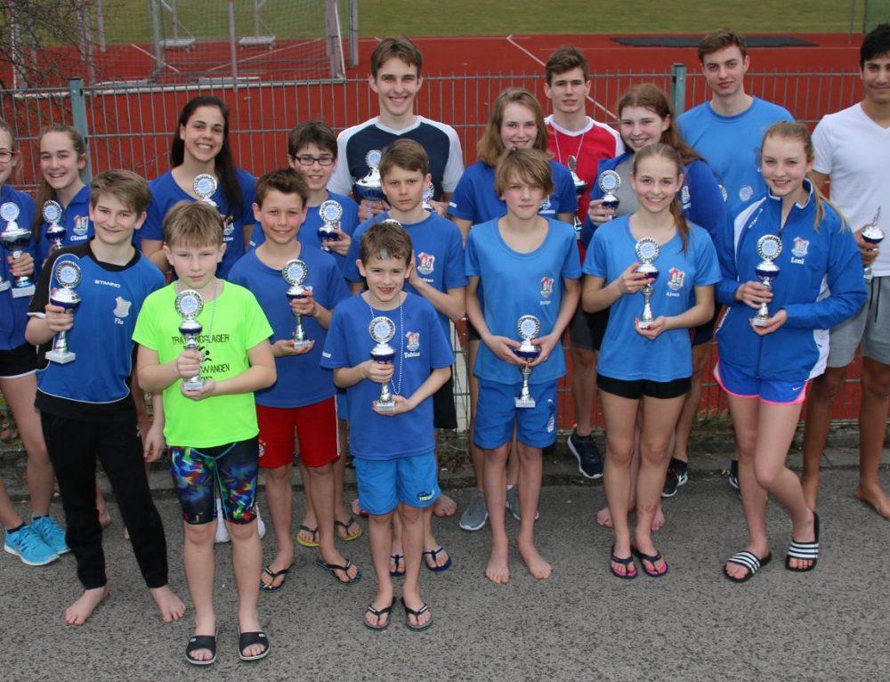 Kreis-Sprintmeisterschaften Kreis 4-Amper/Würm und Offene Meisterschaften Lagen und Lange Strecken