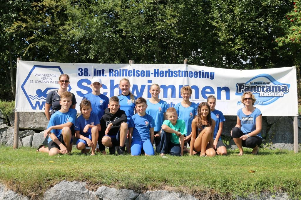 38. Int. Raiffeisen Herbstmeeting in St. Johann