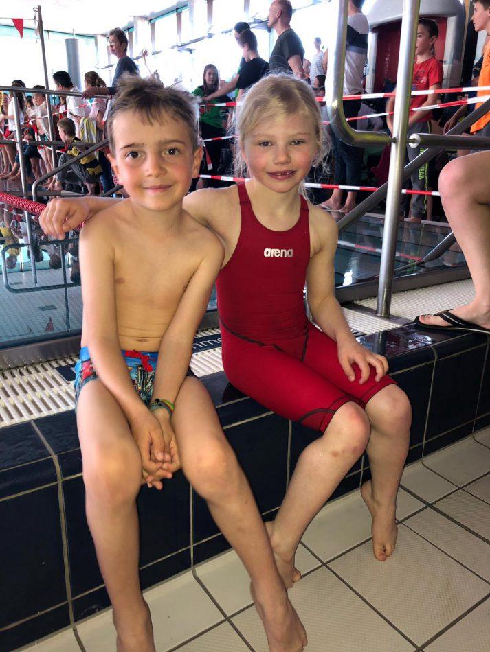 Unterschleißheimer Einladungsschwimmen