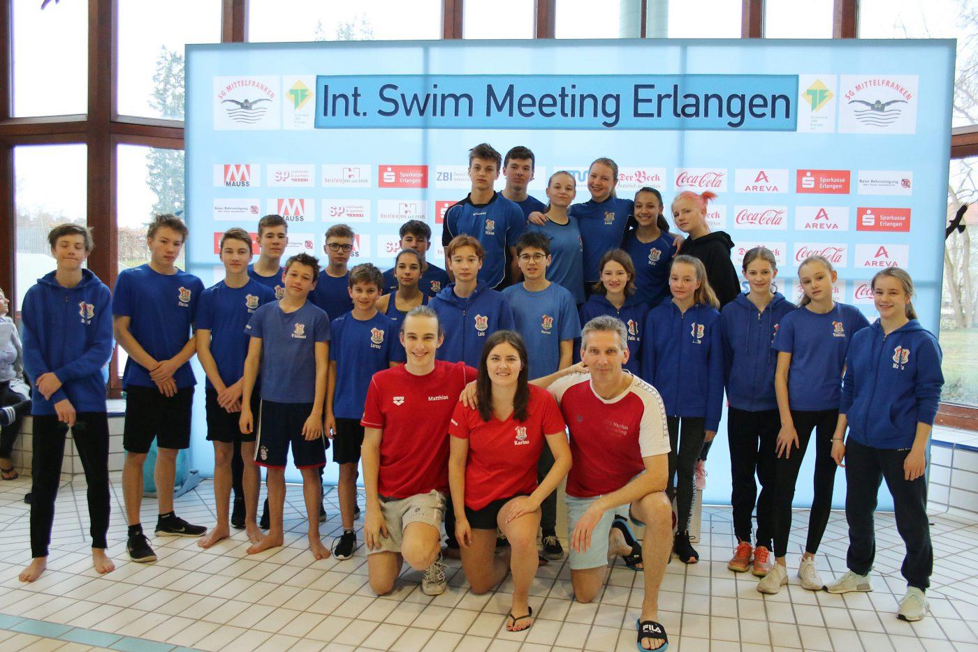 Swim Meeting Erlangen