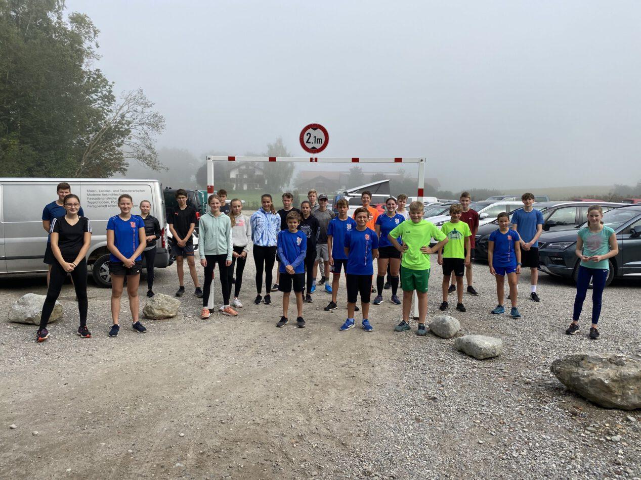 Triathlon der Leistungsgruppen