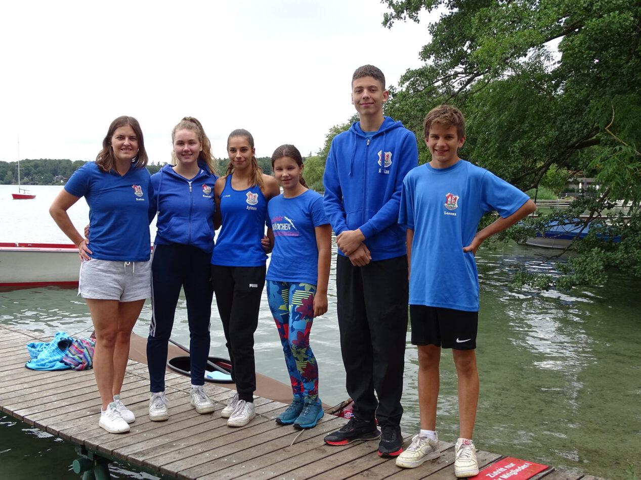 Bayerische Meisterschaften im Freiwasser